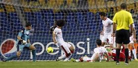 Tunus, Fas'a acımadı: 2-1