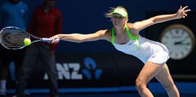 Sharapova ve Kvitova yarı finalde