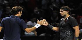 Nadal-Federer savaşı