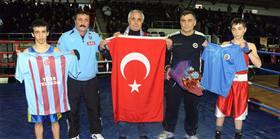Boksta Trabzon - Fenerbah�e dostlu�u