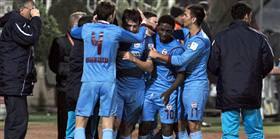 Güngörenspor'da ilk galibiyet sevinci