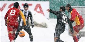 A2 derbisinde kazanan Beşiktaş