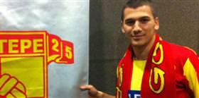 Göztepe Volkan Ekici ile imzaladı