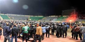 Mısır'da futbol katliamı