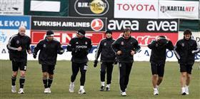 Beşiktaş artık derbiye hazır
