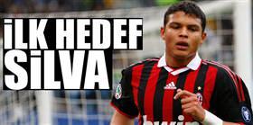 İlk hedef Silva