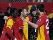 Galatasaray'da 2 g�n izin
