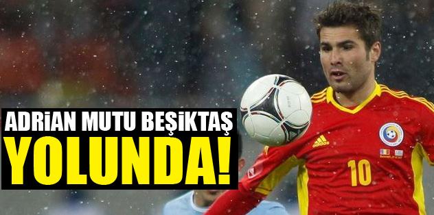 Adrian Mutu Beşiktaş'a doğru