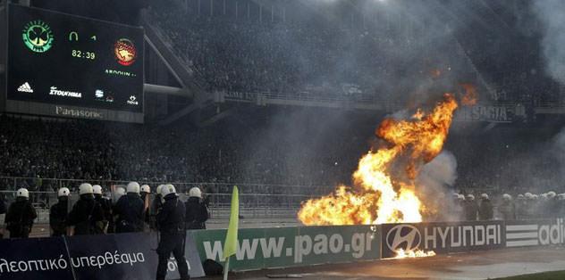 Futbol terörüne tarihi cezalar