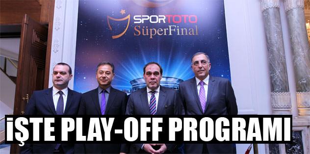 Süper Final 14 Nisan'da başlıyor!
