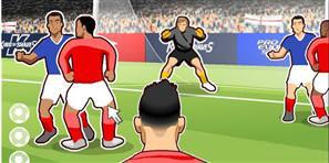 Orta kafa gol