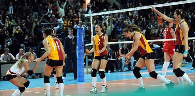 Galatasaray rövanş için İtalya'ya gitti