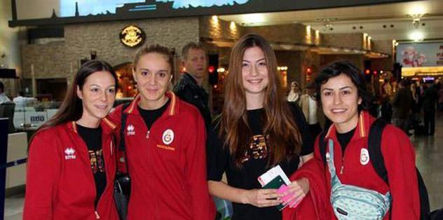 Kadın voleybol takımı İtalya'da