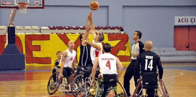 Engellilerde kavga çıktı