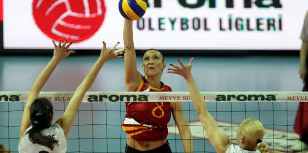 Galatasaray aynen devam