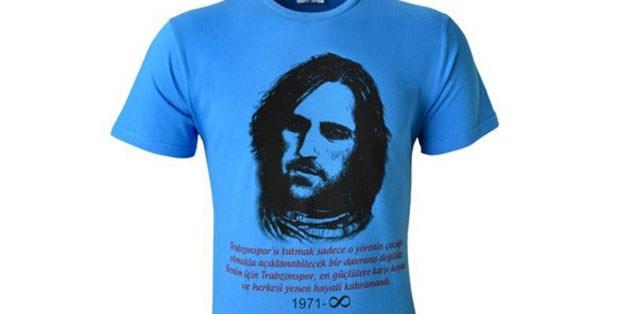 Koyuncu tişörtleri satışta