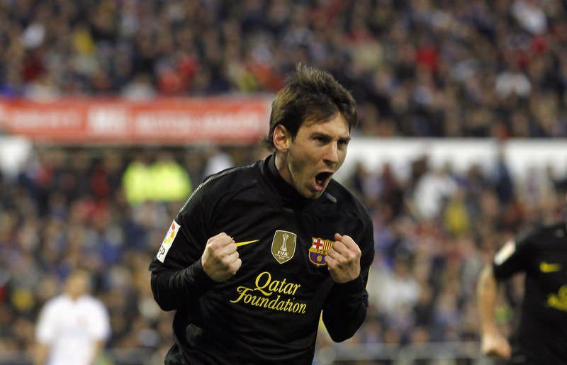 Barça yavaş başladı hızlı bitidi