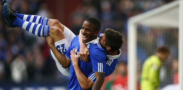 Schalke evinde affetmiyor