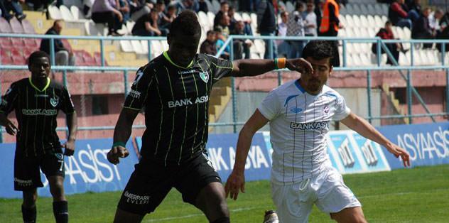 İstanbul Güngörenspor TFF 1. Lig'e veda etti