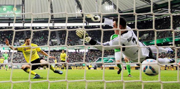 Dortmund'un yenilmezlik serisi sürüyor