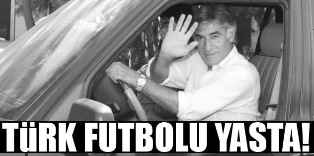Türk futbolu yasta