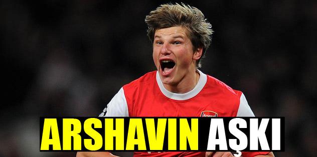 Arshavin aşkı