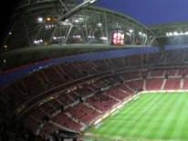 Galatasaray'dan Arena a��klamas�