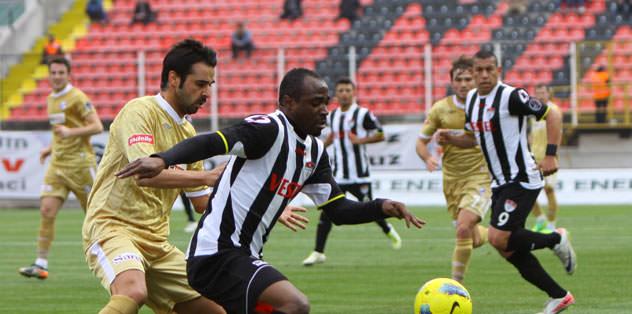 Isaac Promise Antalya'da