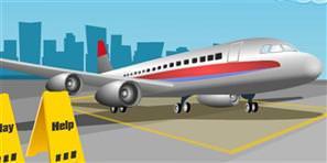 Uçak Park Et