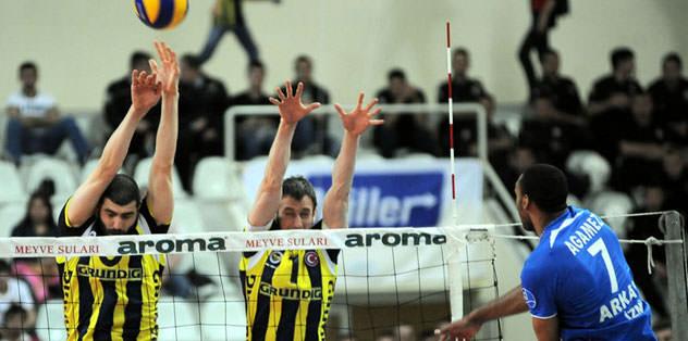 Fenerbahçe kayıpsız: 3-0