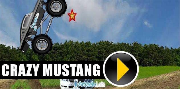 Crazy Mustang