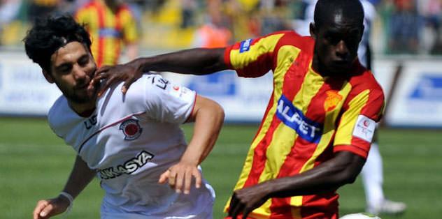İzmir'den gol sesi çıkmadı