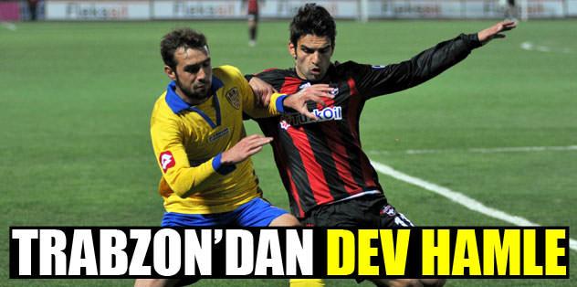 Trabzon'dan dev hamle