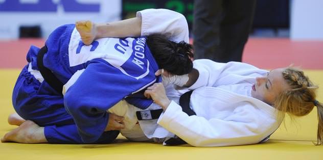 Judocular üzdü!
