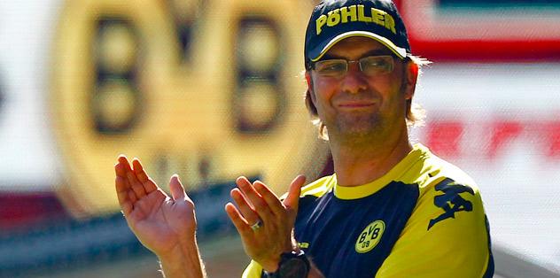 Dortmund gözü kapalı