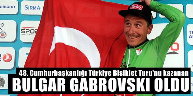 Kazanan Gabrovski oldu