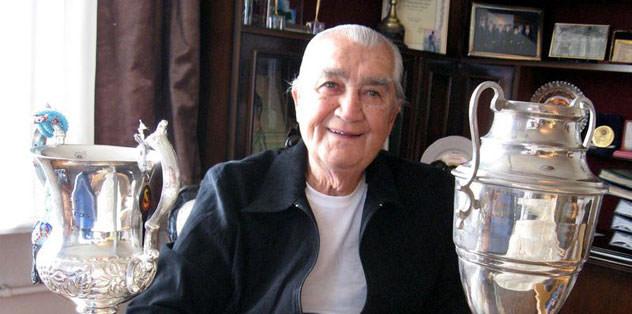 Eski başkanlardan Ali Uras'ı kaybettik