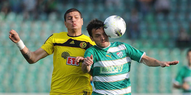 Avrupa Ligi'nde 2 maç