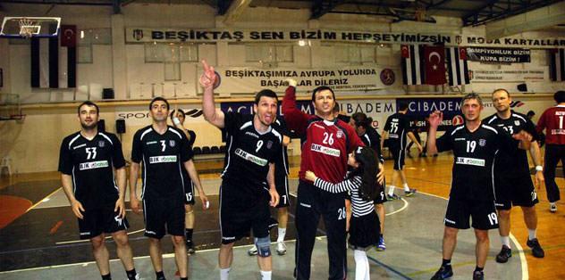 Hentbol Süper Ligi'nde şampiyon belli oluyor