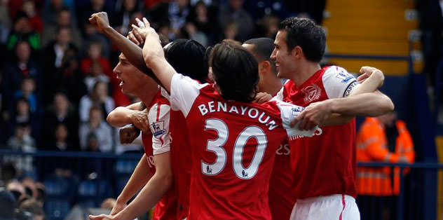 Arsenal galip bitirdi