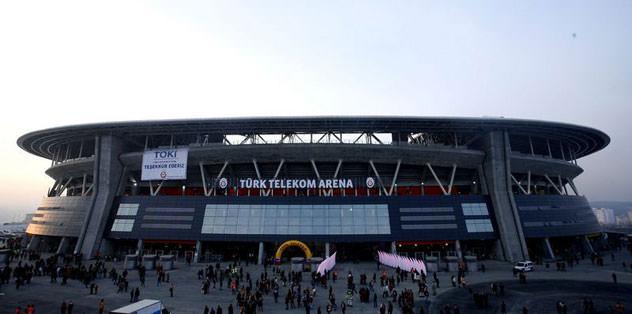 Telekom Arena'yı istedik