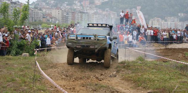Off-Road Şampiyonası 2. yarışı Bursa'da