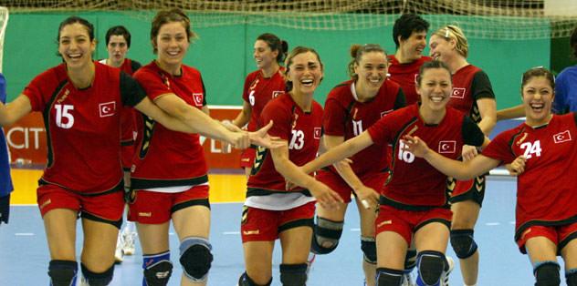 Antalya'da uluslararası turnuva
