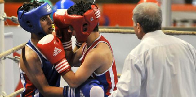 Hakem Yaşar Çınar'a olimpiyatlarda görev