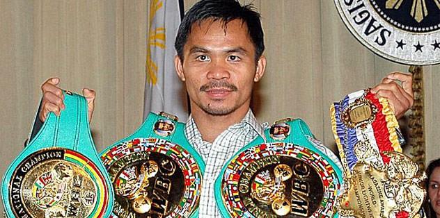 Dünyanın en çok kazanan sporcusu boksör