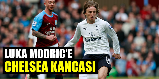 Modric'e Chelsea kancası