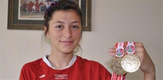 Fenerbahçeli atletten büyük başarı