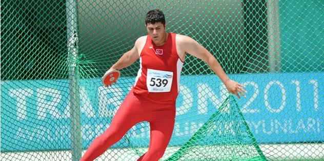 Atletlerden çifte rekor