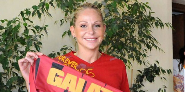 Simona Gioli Galatasaray'da