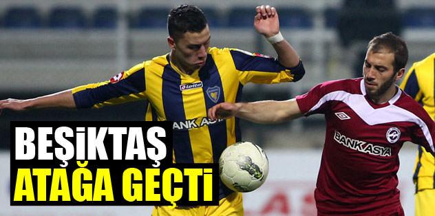 Beşiktaş iki ismi borsaya bildirdi